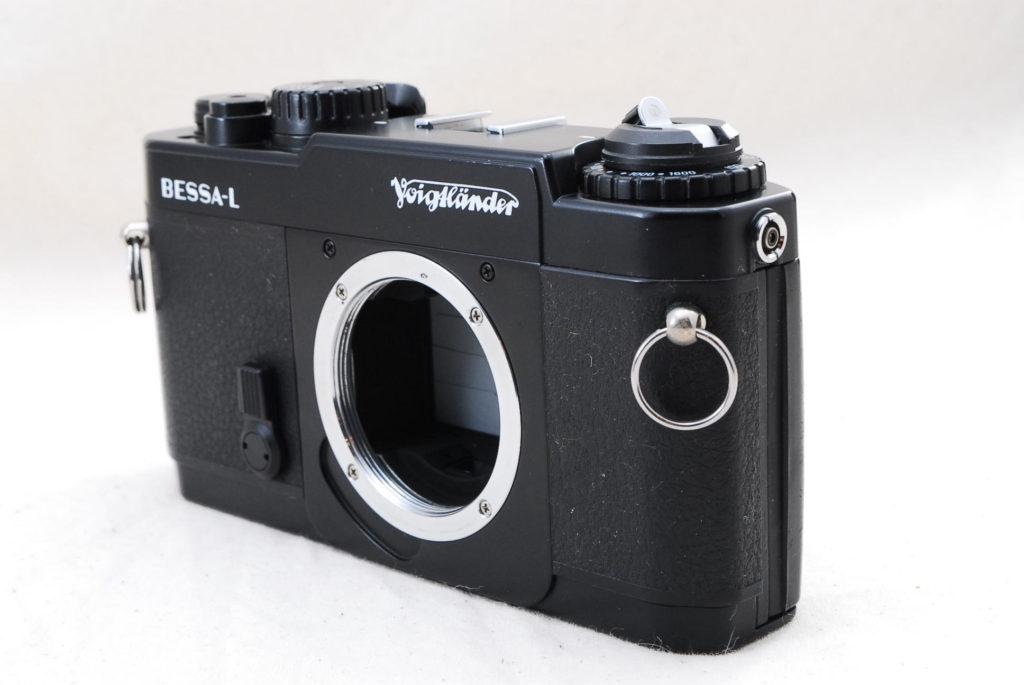 Voigtlander Bessa L Rangefinder 35mm Film Camera